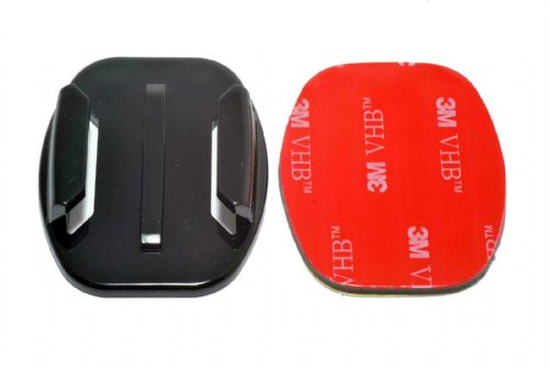 Flat Surface  Adhesive Mount GoPro Compatible